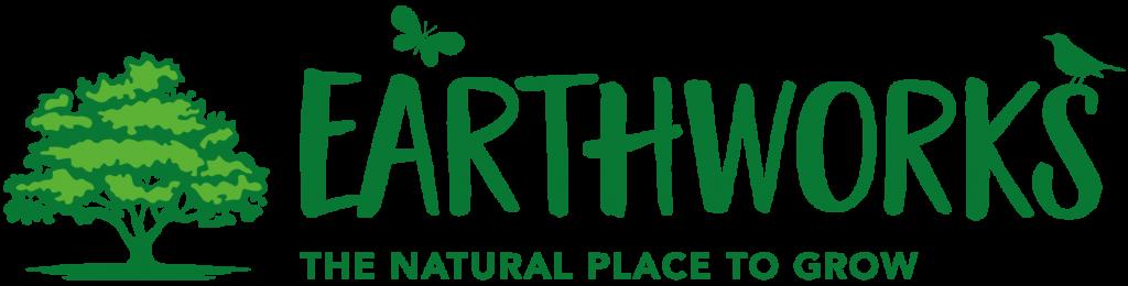 Earthworks St Albans logo